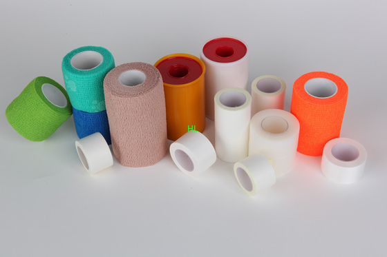 China Longitud médica 10m de la cinta los 5m del vendaje del emplasto adhesivo del óxido de cinc distribuidor